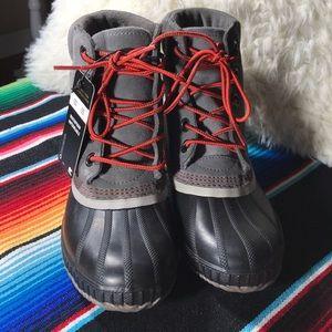 Sorel waterproof kids boots - NWT